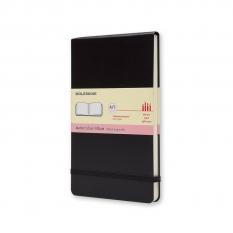 SZKICOWNIK AKWRELOWY MOLESKINE ART WATERCOLOUR ALBUM HARD COVER 200 GSM LARGE 13 X 21 CM