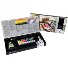 Farby Olejne Talens Van Gogh Oil Colour 10 x 20 ml Accesories 02820415