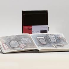 SZKICOWNIK HAHNEMUHLE REPORT & ART BOOK 130G A5 10628471