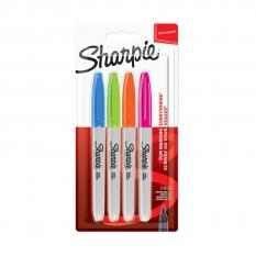 Markery Sharpie Fine 4 Fun Colors ShP-2065403