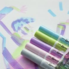 Pisaki Talens Ecoline Brushpen 5 Pastel