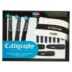 ZESTAW DO KALIGRAFII PABLO CALLIGRAPHY WRITING 17 SET CWS57181