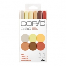 MARKERY COPIC CIAO 6 HAIR 22075668