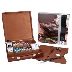 Farby Olejne Talens Van Gogh Oil Colour Inspiration Box 14 02840100