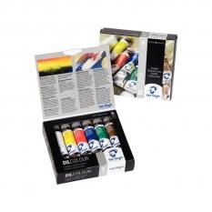 Farby Olejne Talens Van Gogh Oil Colour 6 X 20 Ml 02821406