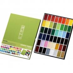 Farby Kuretake Gansai Tambi 48 Colours set
