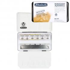 Farby Akwarelowe Schmincke Horadam Pearl Metallics Limited Edition 6 Półkostek 74777