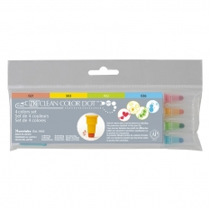 Pisaki Kuretake Clean Color Dot 4 set TC-6100/4V