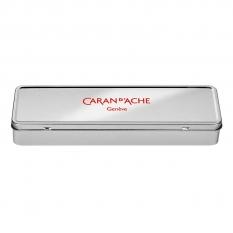 Piórnik Metalowy Caran d'Ache Empty S Metal Box 10008721