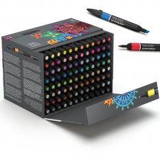 PROMARKER WINSOR & NEWTON 96 SUPERBIG BOX SET 0290152