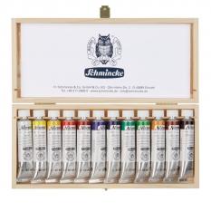Farby Olejne Schmincke Norma Professional 12 X 20 Ml Limited Edition 71715097