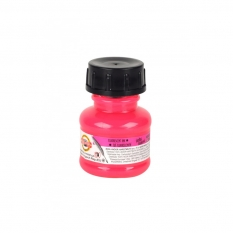 TUSZ RYSUNKOWY KOH-I-NOOR DRAWING INK FLUORESCENT PINK 1417902