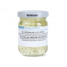 Medium Do Farb Akrylowych Renesans Retarder Gel 110 ml