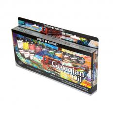Zestaw Farb Olejnych DaleR-Rowney Georgian Selection 10 X 38ml 111900650
