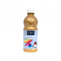 Tempera Lefranc Bourgeois Gouache Redimix 500 ml 700 Gold 188341