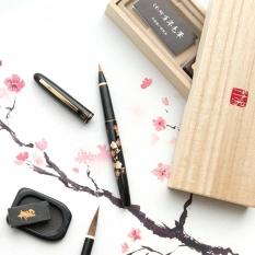 Brush Pen Kuretake Mannen Mouhitsu Maki-e Monogatari Edazakura DU180-215