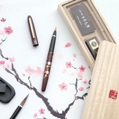 Brush Pen Kuretake Mannen Mouhitsu Maki-e Monogatari Edazakura DU181-215