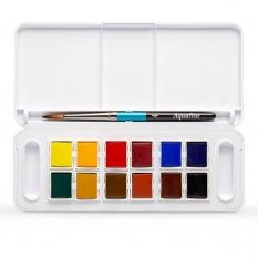Farby Akwarelowe Daler-Rowney Aquafine Travel Set 12 Plastic Box 131900001