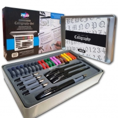 Zestaw Do Kaligrafii Zieler Ultimate Calligraphy Set 09299264