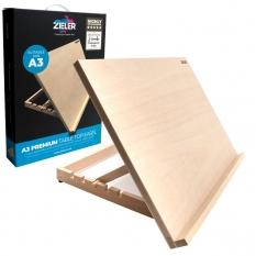 Sztaluga Malarska Zieler A3+ Premium Table Top Easel 07290000