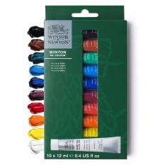 Farby Olejne Winsor Newton Winton Oil Colour 10 X 12 ml 1490694