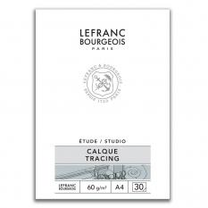 Kalki Techniczna Lefranc Bourgeois 60 gsm 30 ark. A4 301343
