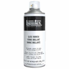 Werniks Do Farb Akrylowych Liquitex 400 ml Gloss Varnish 3950010