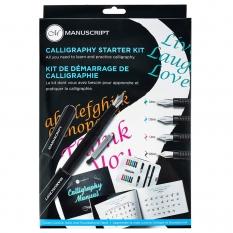 Zestaw do Kaligrafii Manuscript Calligraphy Starter Kit MC144