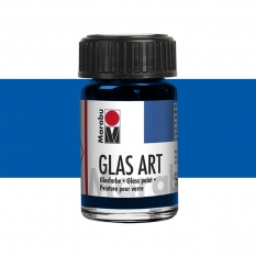 Farba Marabu Glasart 15 ml 455 Dark Ultramarine