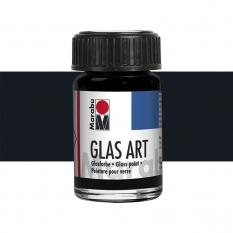 Farba Marabu Glasart 15 ml 473 Black