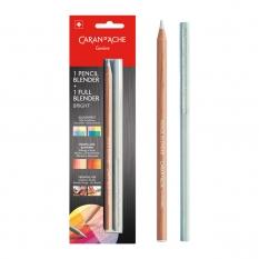 Blender do Kredek Caran d'Ache Blister 1 Full Blender + 1 Pencil Blender 902301