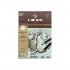 BLOK RYSUNKOWY CANSON STUDENT 120 GSM A4 21 X 29,7 CM 50 ARK. 100554896