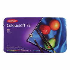 KREDKI DERWENT COLOURSOFT 72 0701029