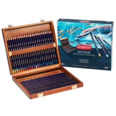 Kredki Derwent Inktense 48 Wooden Box 2300151