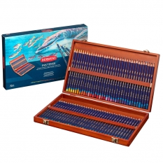 Kredki Derwent Inktense 72 Wooden Box 2301844