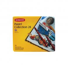 ZESTAW PASTELI SUCHYCH DERWENT PASTEL COLLECTION 24 0700301