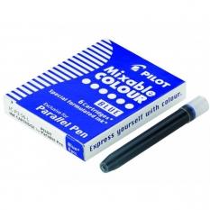 Wkłady do Pióra Pilot Parallel Pen 6 szt. Niebieskie IC-P3-S6-L