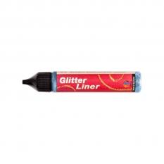 Konturówka Nerchau Glitter Liner 28 Ml Blue 220420