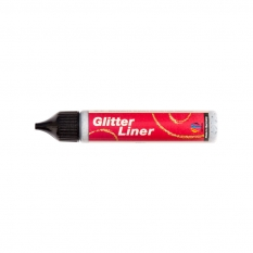 Konturówka Nerchau Glitter Liner 28 Ml Silver 220804