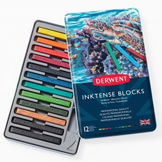 Derwent Inktense Blocks 12 2300442