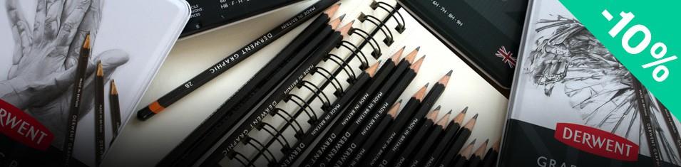 Ołówki Derwent Graphic -10%