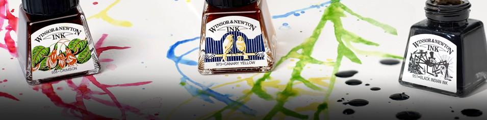 Winsor & Newton @tintober Podejmij Wyzwanie!
