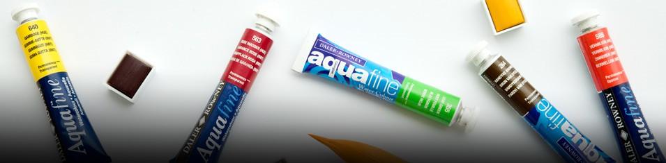 Farby Akwarelowe Daler-Rowney Aquafine Wyprzedaż -10%
