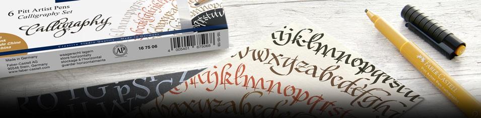 Pisaki do Kaligrafii Zestawy -10%
