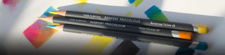 Nowość: Kredki Derwent Procolour!